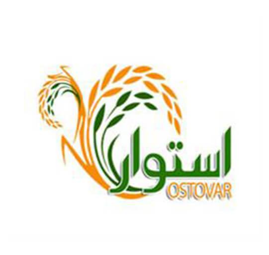 برند فروشی مواد غذایی استوار OSTOVAR