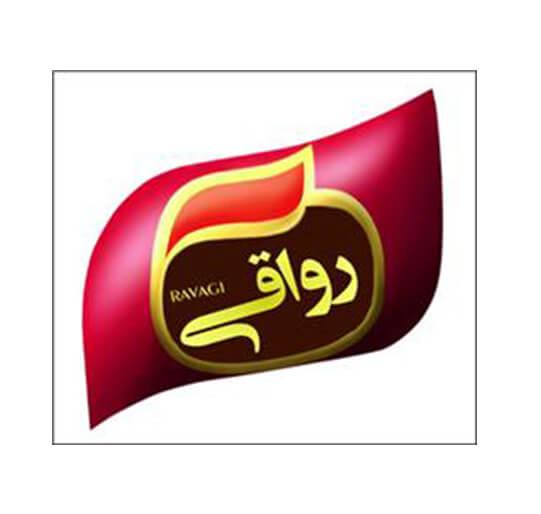 برند فروشی مواد غذایی رواقی RAVAGI