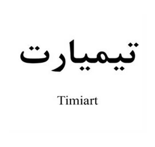برند فروشی مواد غذایی تیمیارت Timiart