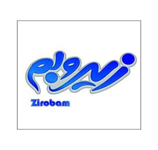 برند آماده آرایشی بهداشتی و شوینده زیر وبم Zirobam